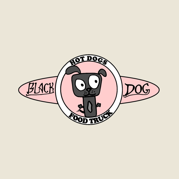 Black Dog Food Truck